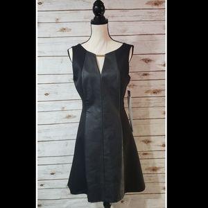 Vince Comuto Black Dress - Size 8 NWT!